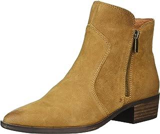 Lucky Brand Women's Tayti Bootie Ankle Boot, Topanga Tan, 7