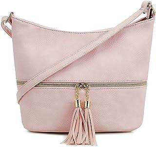 b1dc8f51b537 Amazon.com  Pinks - Hobo Bags   Handbags   Wallets  Clothing