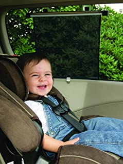 SAFETY 1ST Complete Coverage Car Window Roller Shade, Pack of 1
