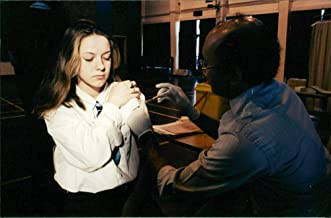 Vintage photo of Measles vaccination