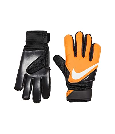 Nike Kids Match Jr FA20 (Little Kid/Big Kid) (Black/Laser Orange/White) Extreme Cold Weather Gloves