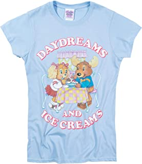 Womens The Get Along Gang Daydreams and Ice Creams Light Blue T Shirt