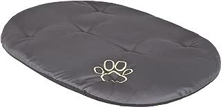 Materasso per Cani Hobbydog XL OWACZS1 Ovale Owaczs1 XL XL 3 Misure Diverse Nero 3,9 kg