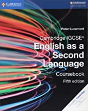 Cambridge IGCSE® English as a Second Language Coursebook [Lingua inglese]