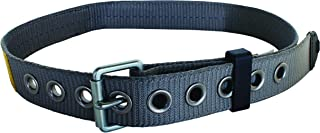 3M DBI-SALA ExoFit 1000709 Tongue Buckle Belt, No D-Ring Or Hip Pad, Medium, Grey