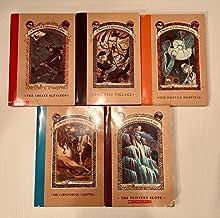 A Series of Unfortunate Events Box Set (Book 6-10) (The Ersatz Elevator: Book 6, The Vile Village: Book 7, The Hostile Hos...