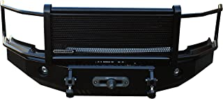 Iron Cross Automotive 24-625-06 Heavy Duty Full Guard Front Bumper for 2006 to 2009 Dodge Ram 2500/3500