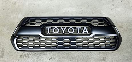 Best toyota tacoma trd pro grill Reviews