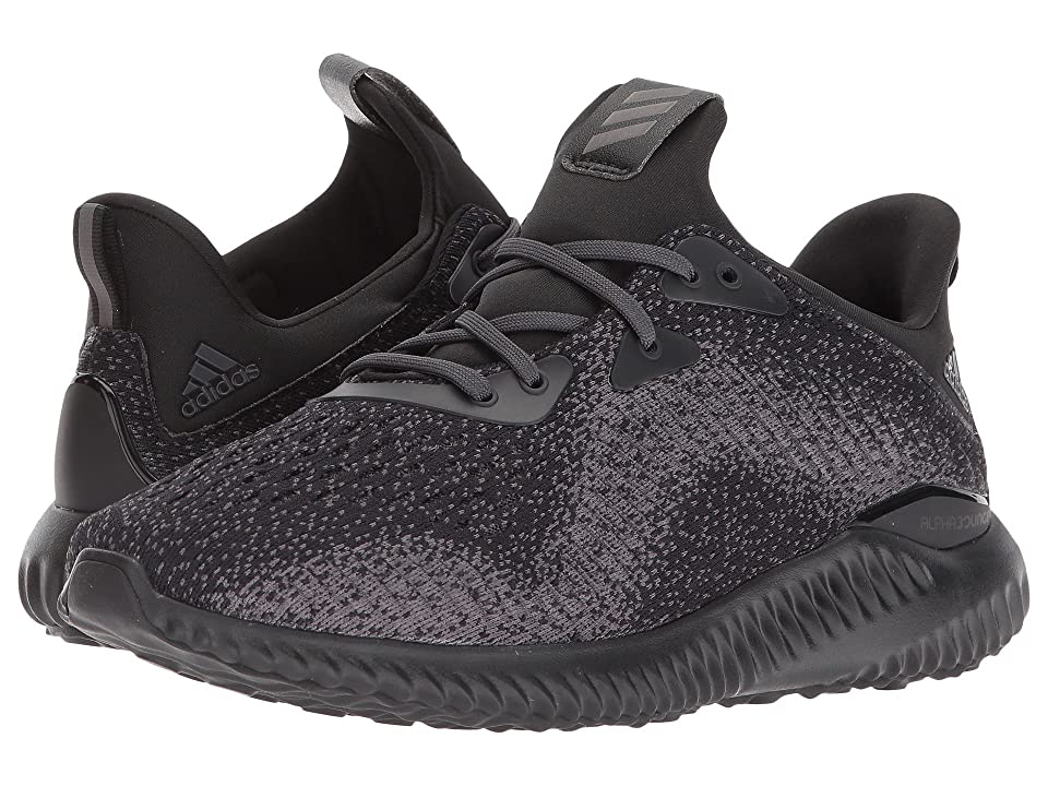adidas Running Alphabounce 1 (Black/Trace Grey Metallic/Carbon) Women's Shoes
