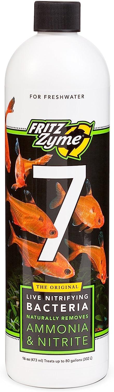 Fritz Aquatics 80209 FritzZyme 7 W half for Fresh Overseas parallel import regular item Nitrifying Bacteria