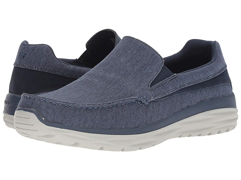 SKECHERS Harsen Alondro (Blue) Men
