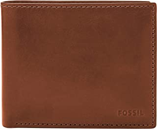 Fossil Hugh Brown Men's Wallet (ML4166222)