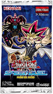 Konami - Speed Duel Booster Cards Yu-Gi-Oh, TCG388