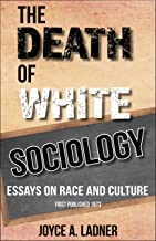 death of white sociology