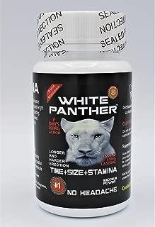 #1 White Panther Power Man Stamina Enhancement Pill (30)