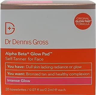 Dr. Dennis Gross Alpha Beta Glow Pad, 20 Count