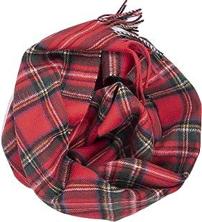 MA.AL.BI 1947 Sciarpa unisex 30X180cm in 100% pura lana vergine
