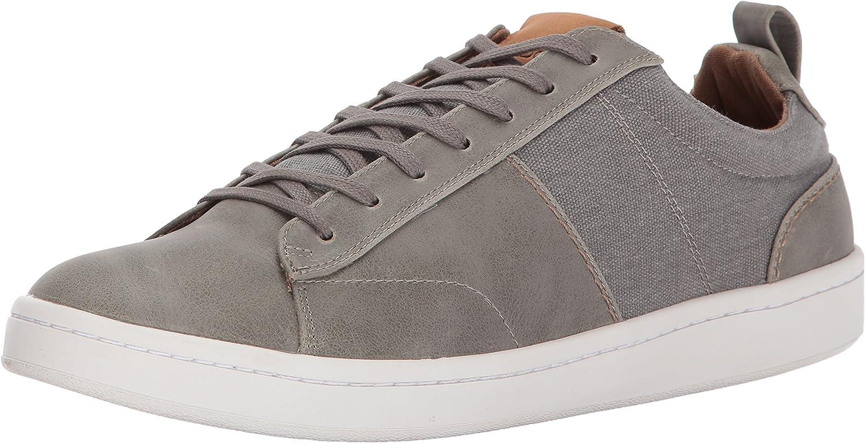 ALDO MEN's Giffoni mode skor, Dark grå, 7 D USA