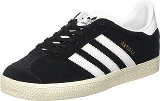 Adidas BB2502 Gazelle J Sneaker For Junior - 36 2/3 EU, Black (BB2502-2)