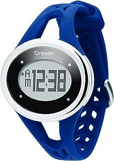 Oregon Scientific - Reloj Pulsómetro con Pantalla táctil y Banda Pectoral