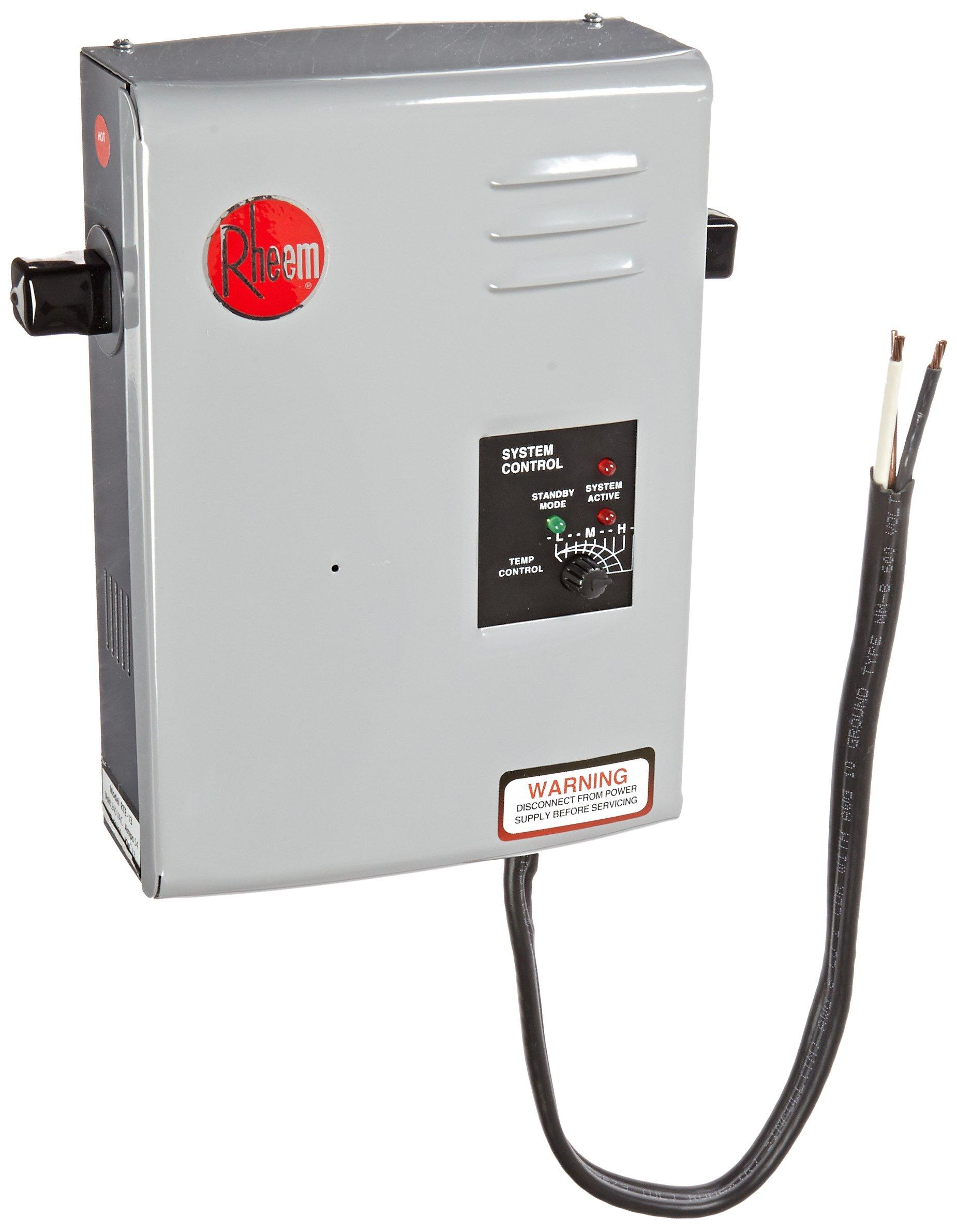 rheem electric water heater amazon com
