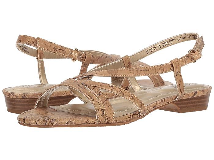 Soft Style Maisy (Cork) Women's Dress Sandals