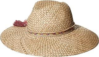 Margarita Raffia Sunhat Packable, Adjustable & UPF Rated