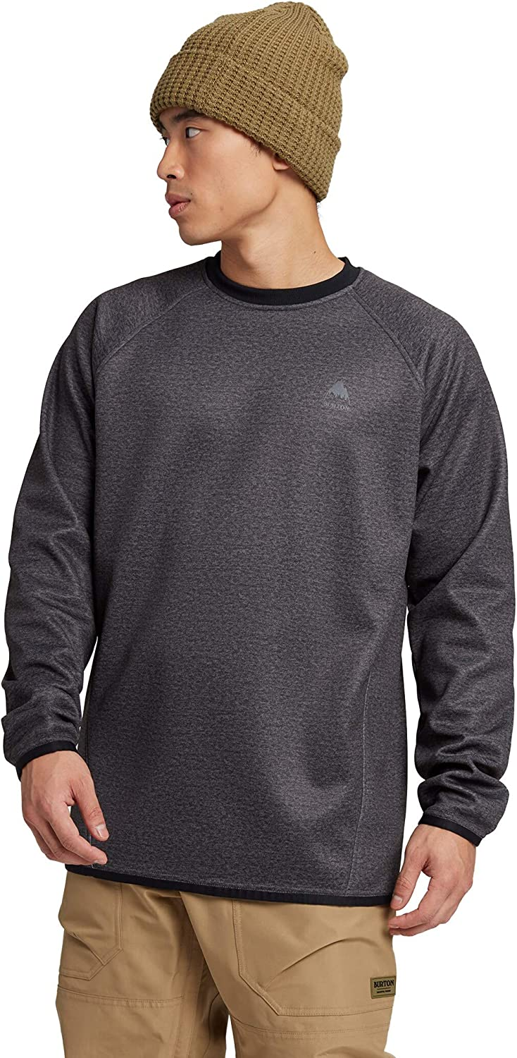 Burton Mens Crown Weatherproof Pullover Crew