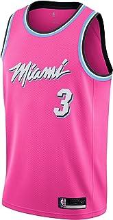Amazon Com Miami Heat Jerseys Clothing Sports Outdoors