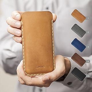 Funda De Cuero Para Essential Phone Personalizada Caja De Regalo Funda Bolsa Nombre o Iniciales Grabadas, cualquier Tamaño...