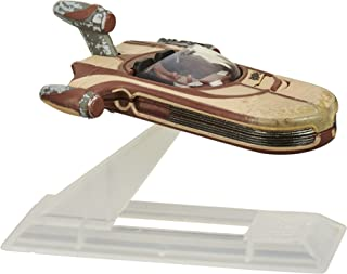 Star Wars Episode IV Black Series Titanium Luke Skywalker's Landspeeder