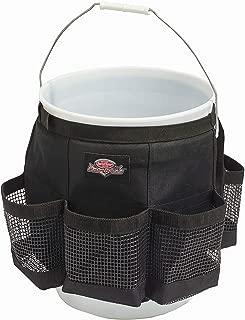 Bucket Boss Wash Boss Bucket Tool Organizer in Black, AB30060