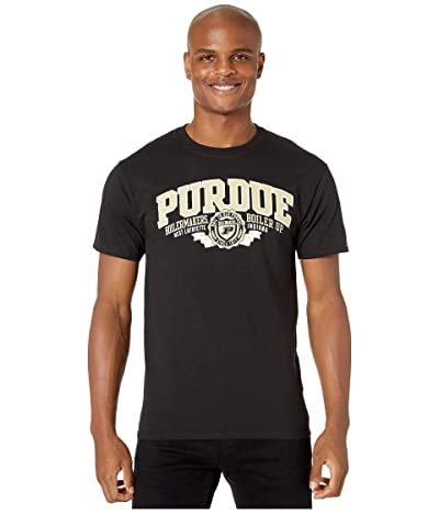 Champion College Purdue Boilermakers Jersey Tee (Black 3) Men