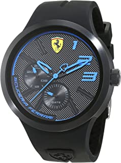 Scuderia Ferrari FXX Watch SF0830395 - Rubber Gents Quartz Analogue