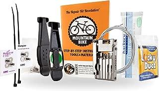Mountain Bike Repair Kit - Light, Compact, Great Value
