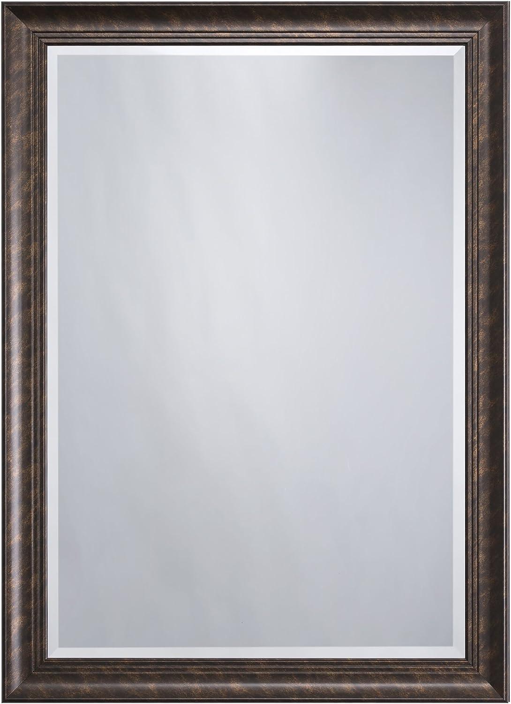 Yosemite Home Decor Yosemite Mirrors, Large, Dark Bronze