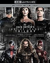 Zack Snyder's Justice League Trilogy (4K Ultra HD) [Blu-ray]
