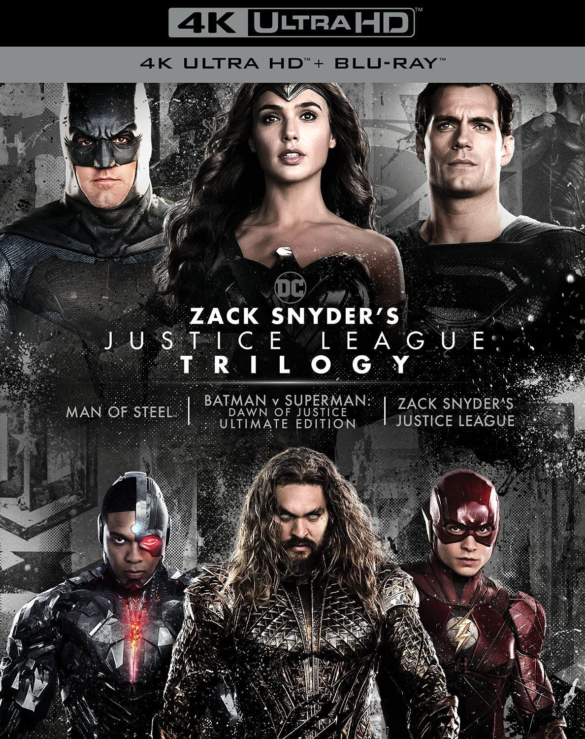 Zack Snyder's Justice Trilogy Max Award 46% OFF League