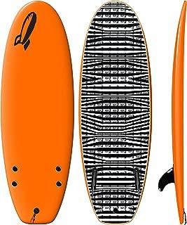 performance foam surfboard