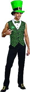Men's Irish Leprechaun Costume