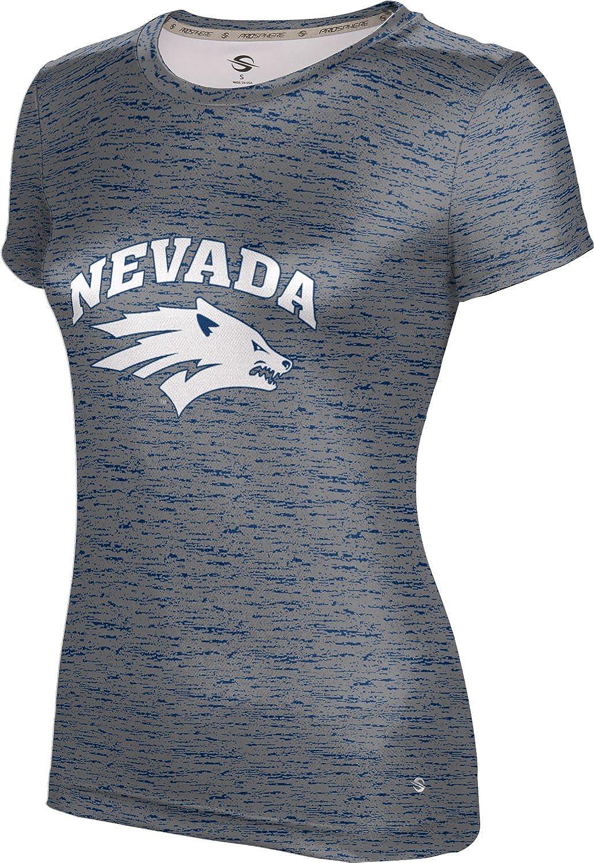 ProSphere University of Nevada Girls' Performance T-Shirt (Brushed)