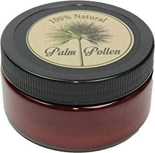 Date Palm Pollen Men's and Women's Fertility Supplement 100% Pure Natural Dry Powder 100g طلع النخيل