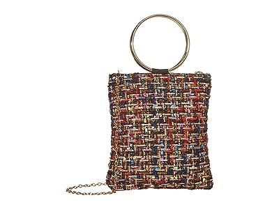 Jessica McClintock Pamela (Multi Gold) Handbags