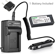 Kastar Battery 1 Pack and Charger for Sony NP-FC10 NP-FC11 and Sony CyberShot DSC-P10 DSC-P2 DSC-P3 DSC-P5 DSC-P7 DSC-P8 DSC-P9 DSC-V1 DSC-F77 DSC-FX77 Digital Camera