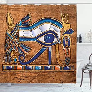 Best egyptian themed curtains Reviews