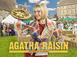 Agatha Raisin: The Quiche of Death