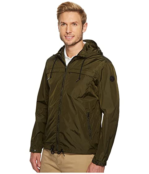 Benton Lauren Anorak Ralph Packable Polo Nylon IAWxRwa6qq