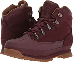 Timberland Kids - Euro Hiker Shell Toe (Big Kid)