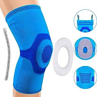 comprar comparacion Rodillera, soporte de manga de compresión de rodilla para correr, artritis, ACL, desgarro de menisco, deportes, alivio del...