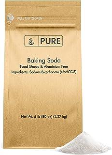 Sodium Bicarbonate (Baking Soda) (5 lb) Eco-Friendly Packaging, Food & Pharmaceutical Grade